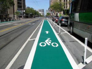 Photo from S.F. Streetsblog.