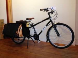 Yuba Mundo cargo/utility bike at Pibby's.