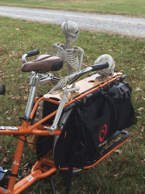 A perfect use for a cargo bike!